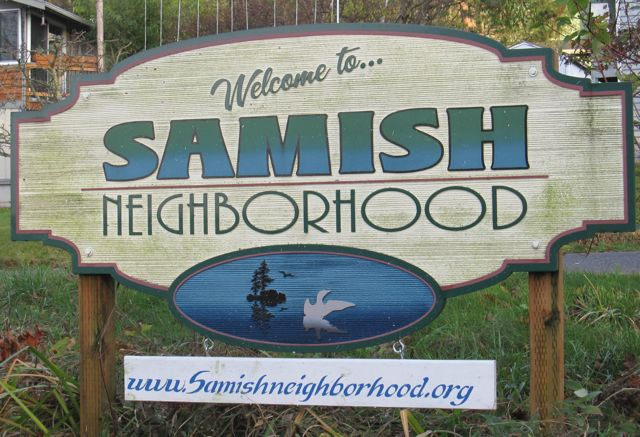 Samish Neighborhood