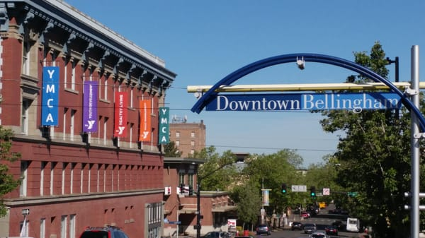 Downtown Bellingham York